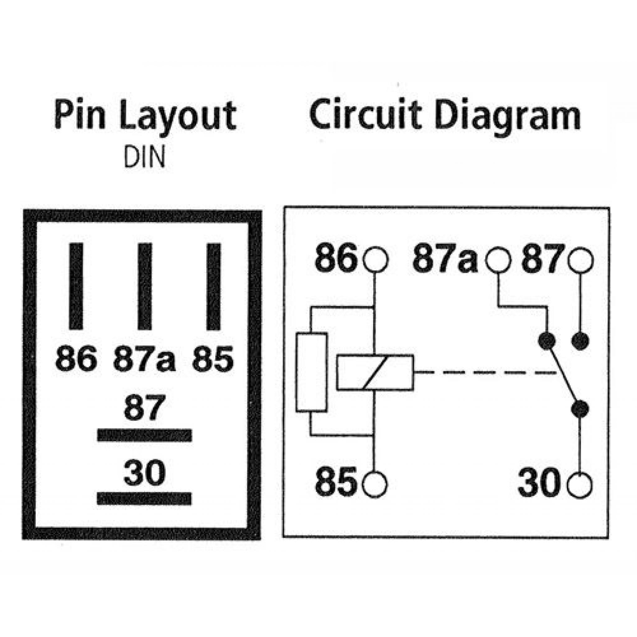 Five Pin Relay Wiring Diagram from bits4work-static.myshopblocks.com