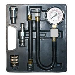 Silverline Petrol Engine Compression Testing Car Van Vehicle Diagnostic Garage Tools (5 Pce)