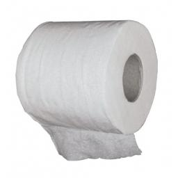 Toilet Rolls 3-Ply (300 sheets/roll) - Quilted Strong Paper Tissue Loo Bathroom Pack of 9
