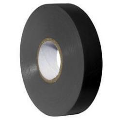 PVC insulation Tape BS3924 Black 19mm X 33m - Electrical Insulating Flame Retardant Cable Repair Electric Wiring Colour