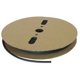 Adhesive Lined Heatshrink Tubing 6mm Black x 60m Roll - Car Auto Wiring cable Electrical Black Heat Shrink Tube Sleeving