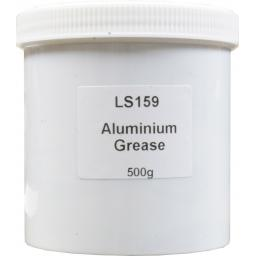 Aluminium Grease (500g) - Anti-Seize Compound Assembly Grease for All Threaded Items