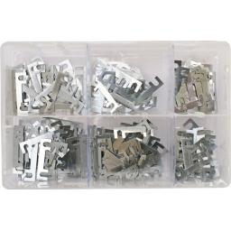 Assorted Box of  Strip Fuses (300) - Car Auto Motorbike Truck Lorry Wiring Electrical Auto Cable Wire