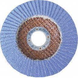 Flap Wheel Discs 100 x 16 Coarse - Sanding Discs abrasive Polishing Buffing Grinding Wheels Angle Grinder