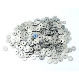 Pop Rivets Washers 1/8 x 1/2 (500) - Steel Blind Back Up Rivet Washers For Use With Pop Rivets