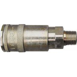 PCL Airline Male Vertex Coupling 1/4 (3)  - Coupling Connector Air Line Hosing Hose Compressor Fitting Air tool