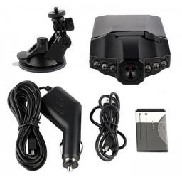 """2.5""""  Car Dash Cam Front and Rear Camera Dashboard DVR Recorder - with G Sensor"""