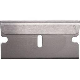 Single edge razor blades(100)(suit CUT27 Scraper) - for Window Hob Oven Scrapers Glass Tile Paint Cleaning