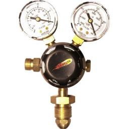 Welding Regulator (Argon/CO2) - Argon & CO2 Mig Tig Flow Meter Regulator Weld Gauge Gas Welder