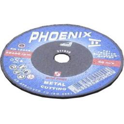 Mini Cut-off Wheel (75 x 1.6 x 10mm) - Stainless steel Cutting Blade Disc Wheel Abrasive