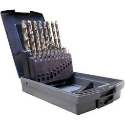 Metric Jobber Drill Bit Set (Cobalt)For Drilling Stainless Steel & Hard Steels