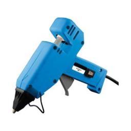 Silverline Hvy Duty Glue Gun 400w Trigger Feed Hot Melt Glue Stick Gun 240v
