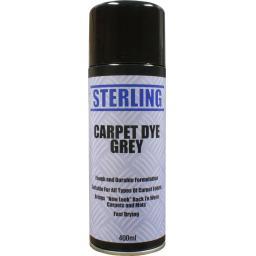 Carpet Dye - Grey- Aerosol/Spray (400ml)