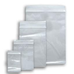 """1000 Box of Re Sealable Polythene Bags  (2 1/4 x 3"""") - Clear Plastic Polythene Re-Sealable Wallet Grip Seal  (2 1/4 x 3"""") Bags"""