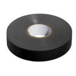 PVC insulation Tape BS3924 Black 19mm X 20m - Wide Electrical Insulating Flame Retardant Cable Repair Electric Wiring Colour