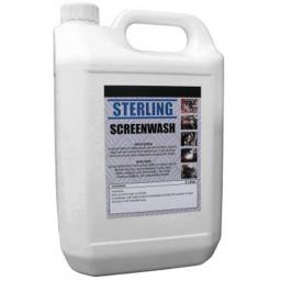 Screenwash 5ltr - Car Auto Van Lorry Truck Windscreen Window Screen Wash