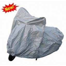 Motorcycle Motorbike  PVA Cover Waterproof Breathable Sun UV Dust Rain Resistant Protection