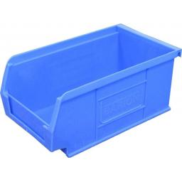 Storage Bin - Small, 165 x 100 x 75mm - Linbin Bin  Plastic Tote Container Stackable Picking box Garage workshop
