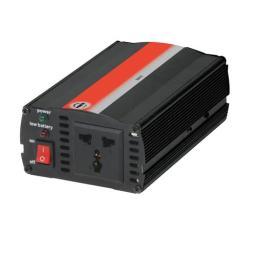 Silverline Inverter 700w - Power Single Socket for Car, Van, Boat, Caravan