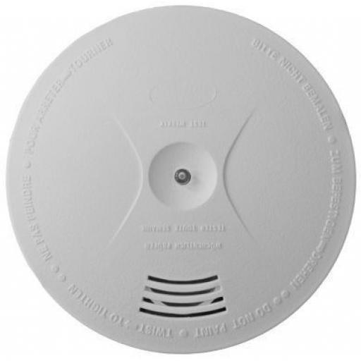 Smoke Alarm Smoke Detector Fire Alarm Photoelectric Home Work House Safety
