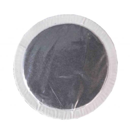 Tyre Tube Patch - 60mm (100) Round Tire Inner Tube Puncture Repair Patches Agri, Truck, Car,Van,Quad