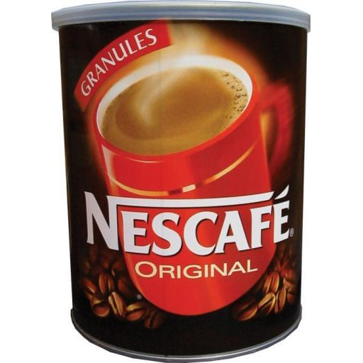 Coffee (Nescafe Original) 0% VAT -  Nescafe Original Coffee Shop Kitchen Catering Work Canteen Lunch Tea Break Drink