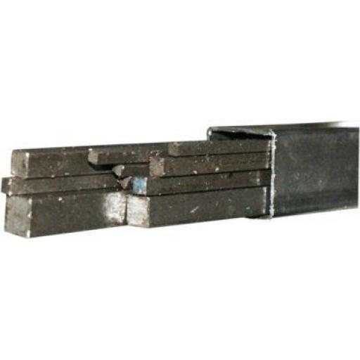 Assorted Key Steel Square Bar (imperial) -  Welding Fabrication