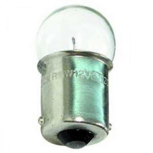 EB207 Bulbs Side/Tail 12v-5w SCC BA15S - Car Auto Van Driving Light Bulb , Brake, Fog, Indicator , Bulb Fittings