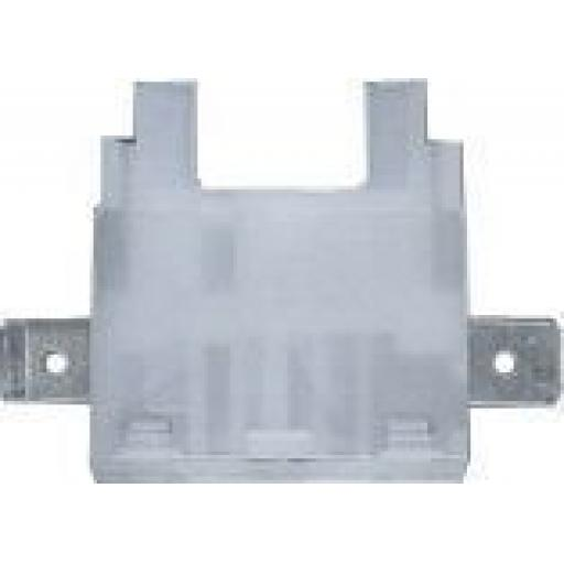 Blade Fuse Holder (White) (suit FU2 fuses) (10) -  Car Auto Wiring Electrical Female Connectors - Auto Cable