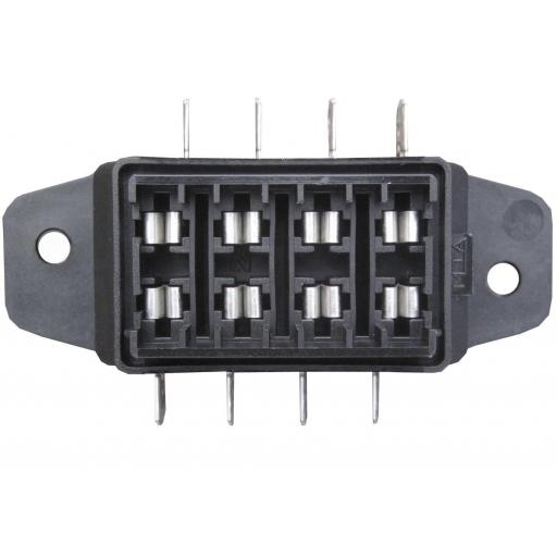 Blade Fuse Box (4 way) Side Entry