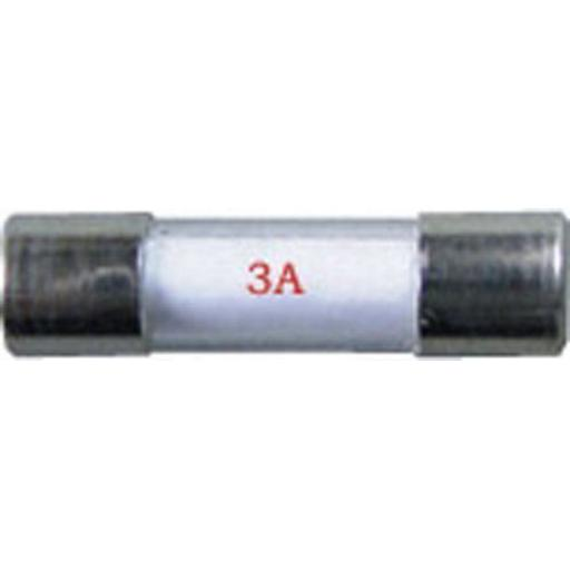 Radio Glass Fuses (20mm) 3 Amp - Car Boat Marine  Wire Cable Electrical Radio Stereo