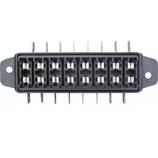 Blade Fuse Box (8 way) Side Entry