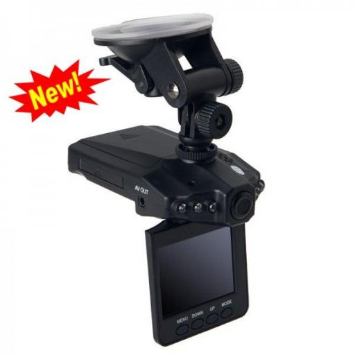 "2.5""  Car Dash Cam Front and Rear Camera Dashboard DVR Recorder - with G Sensor"