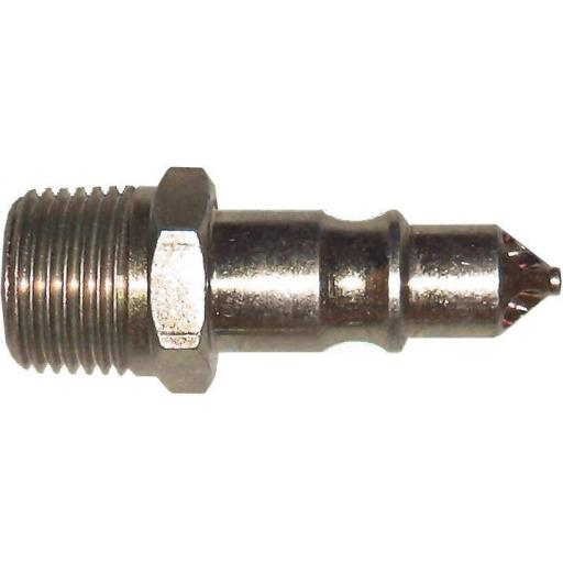 "PCL Airline 100 Series - Male Thread Adaptor 1/2"" BSP- Coupling Connector Air Line Hosing Hose Compressor Fitting Air tool"