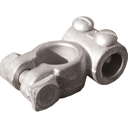 Battery Terminals Car - Negative Battery Terminals Connectors Clamps Car Van Caravan Motorhome screw Type