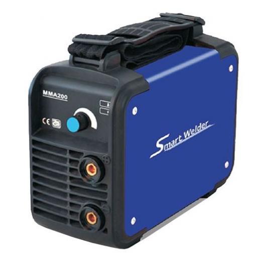 Riland MMA 200 Smart Welder -ARC Welder Inverter MMA 240V 200amp DC Portable Stick Welding Machine -