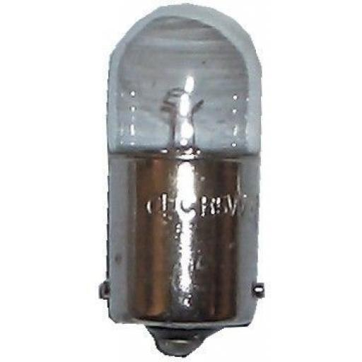 EB207-S Bulbs Side/Tail 12v-5w SCC BA15S Tubular - Car Auto Van Driving Light Bulb , Brake, Fog, Indicator , Bulb Fittings