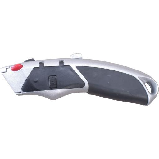 Re-loading Retractable Knife (similar to stanley knife) - Fishing Carpet Craft Cutter Cutting  Blade Warehouse Store Box Opening Decorating Wallpaper