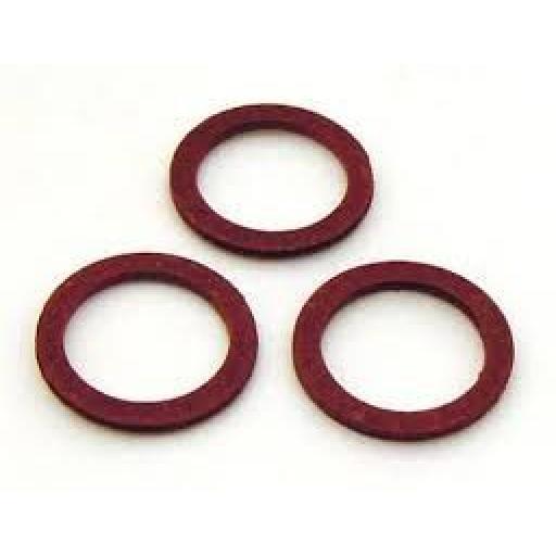 """Fibre Sealing Washers 21/64"""" x 1/2"""" x 1/16"""