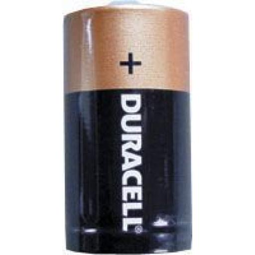 Duracell Battery/Batteries C (2) - Dyracell Duracel Long Lasting Battery/Batteries AAA