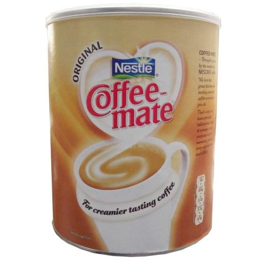 Coffee-mate (Creamer) 0% VAT- Nestle Coffee Mate  Shop Kitchen Catering Work Canteen Lunch Tea Break Drink