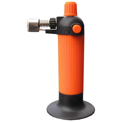 Butane Gas Powered Micro Torch -  Lighter Welding Soldering Brazing Refillable Tool