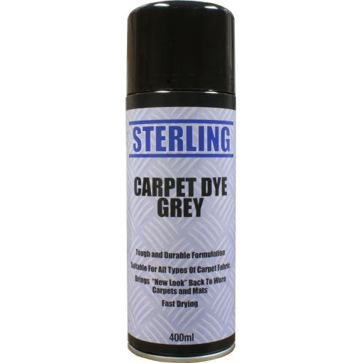Carpet Dye - Grey- Aerosol/Spray (400ml)