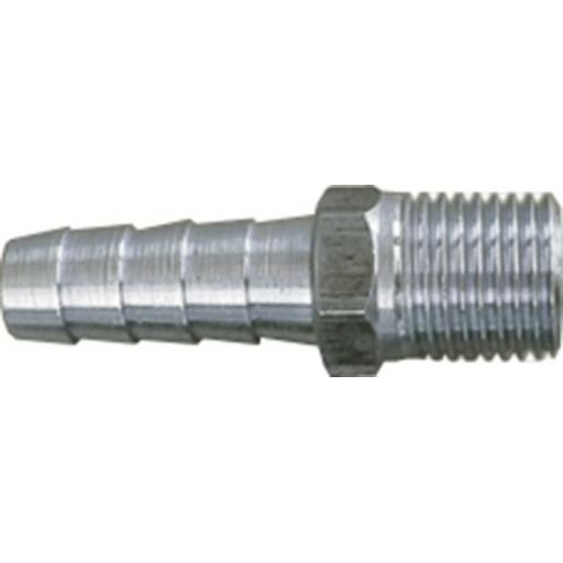 "PCL Airline Hose Adaptor 3/8"" x 1/4 BSP (3)  - Tailpiece  Coupling Connector Air Line Hosing Hose Compressor Fitting Air tool"