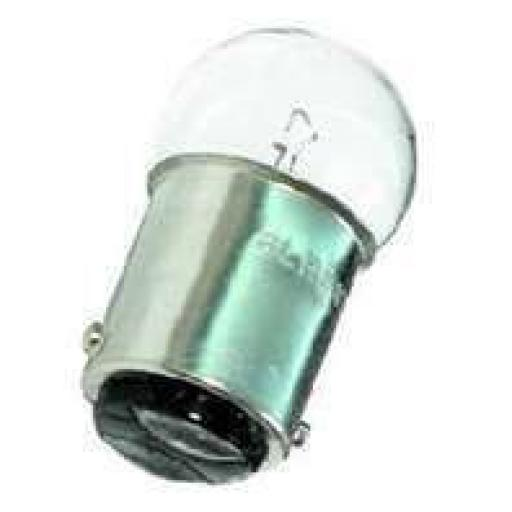 EB209 Bulbs Side/Tail 12v-5w SBC BA15D - Car Auto Van Driving Light Bulb , Brake, Fog, Indicator , Bulb Fittings