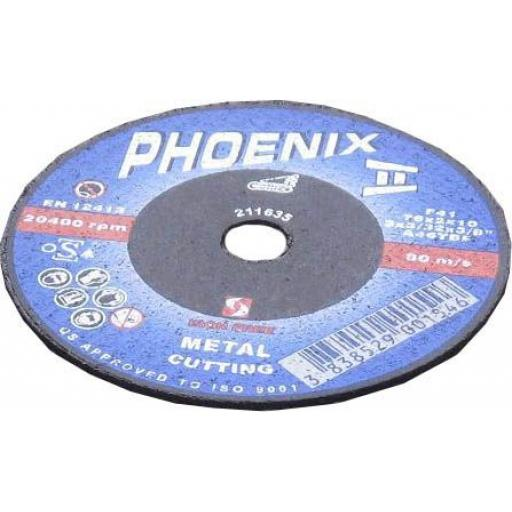 Mini Cut-off Wheel (75 x 2.0 x 10mm) - Stainless steel Cutting Blade Disc Wheel Abrasive