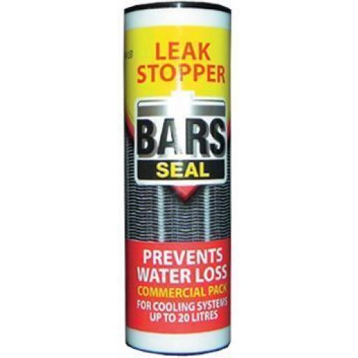 BARS Seal Radiator Pellet (50g) - Car Van Truck Lorry Rad Cooling System Sealer Stop Leak Weld