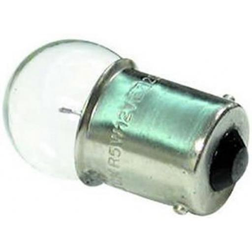 EB245 Bulbs Side/Tail 12v-10w SCC BA15S - Car Auto Van Driving Light Bulb , Brake, Fog, Indicator , Bulb Fittings