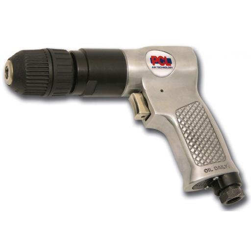 "PCL 10 mm (3/8"") Pneumatic Reversible Drill Professional Pneumatic Tool"