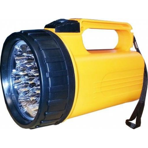 Battery Powered LED Lantern Torch Light